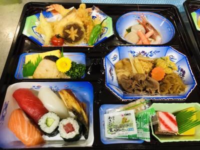 寿司弁当 2500円